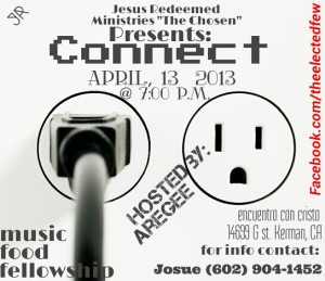 2nd Annual - CONNECT @ Jesus Redeemed Ministries | Kerman | California | United States