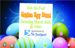 Golden Egg Hunt @ Church @ The Southgate | Fresno | California | United States