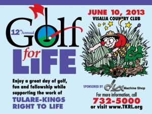 12th annual Golf for Life @ Visalia Country Club | Visalia | California | United States