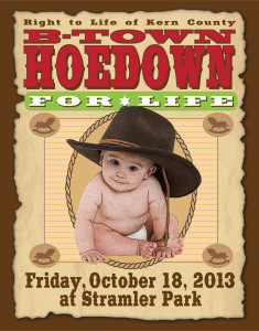 B'Town Hoedown for Life @ Stramler Park  | Bakersfield | California | United States