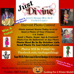 Harvest Boutique @ Just Divine | Visalia | California | United States