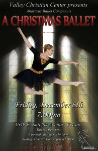 A Christmas Ballet @ Valley Christian Center | Fresno | California | United States