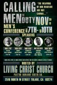 Living Christ Church Men's Conference @ Living Christ Church | Tulare | California | United States