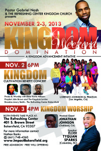 Kingdom Cultivation Concert @ 19th Street - Bakersfield | Bakersfield | California | United States