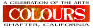 Colours: A Celebration of the Arts @ Various Shafter Locations! | Shafter | California | United States