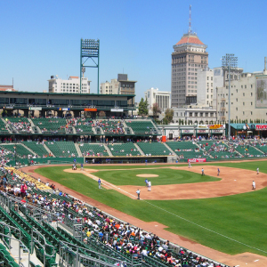 Week of June 29th: 6 Club tickets to a Fresno Grizzlies baseball game with dining passes and souvenirs!