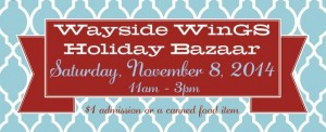 Wayside Wings Holiday Bazaar @ Tulare Wayside Church of The Nazarene | Tulare | California | United States