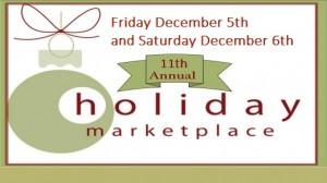 11th Annual Holiday Marketplace @ Visalia First Church of the Nazarene | Visalia | California | United States