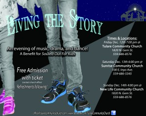 Living the Story  @ Tulare Community Church  | Tulare | California | United States