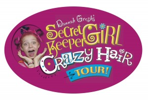 Secret Keeper Girl Crazy Hair Tour @ Visalia CRC | Visalia | California | United States