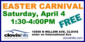 Easter Carnival @ Clovis Hills Community Church | Clovis | California | United States