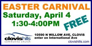 Easter Carnival @ Clovis Hills Community Church | Clovis | California | United States