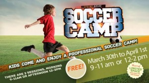Free Soccer Camp @ Bakersfield First Assembly  | Bakersfield | California | United States