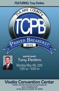 Tulare County Prayer Breakfast @ Visalia Convention Center | Visalia | California | United States