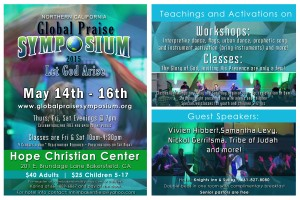 Global Praise Symposium presents Let God Arise Worship Symposium @ Hope Christian Center | Bakersfield | California | United States