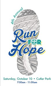 4th Annual Run for Hope @ Cutler Park | Visalia | California | United States