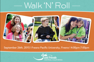 3rd Annual Walk 'N' Roll Central California Joni and Friends @ Fresno Pacific University  | Fresno | California | United States