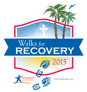 Teen Challenge Walk for Recovery @ The Park at Riverwalk in Kern County