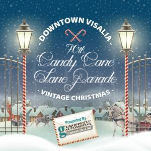 Visalia Christmas Parade @ Downtown Visalia