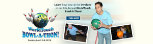 6th Annual Celebrant Singers WorldTouch Bowl-A-Thon @ AMF Lanes | Visalia | California | United States