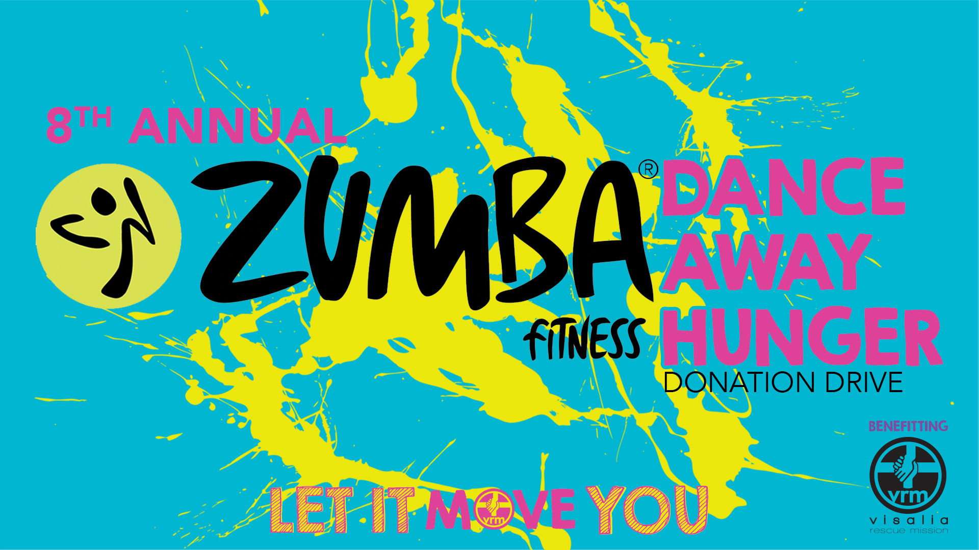 8th Annual Dance Away Hunger Zumba Drive @ Mt. Whitney High School | Visalia | California | United States