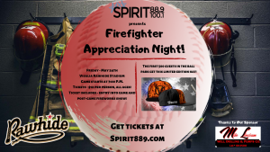 Spirit's Firefighter Appreciation Night @ Visalia Rawhide Baseball Stadium