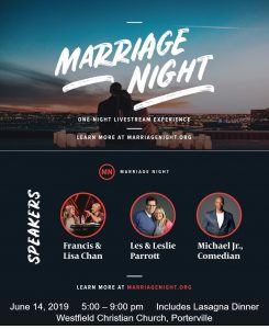 Marriage Night @ Westfield Christian Church