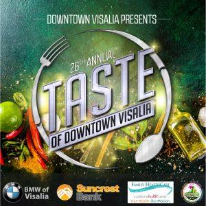 Taste of Downtown Visalia @ Main St