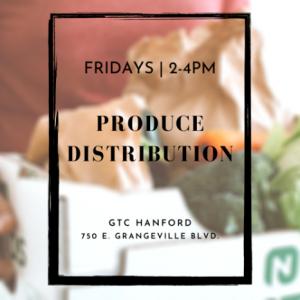 Food Distribution | Glad Tidings @ Glad Tidings Church | Hanford | California | United States