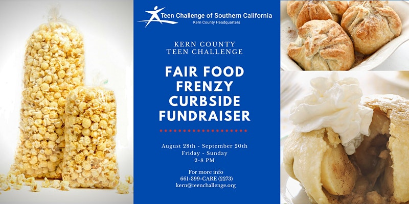 Fair Food Frenzy Curbside Fundraiser @ Kern County Teen Challenge | Holmen | Wisconsin | United States