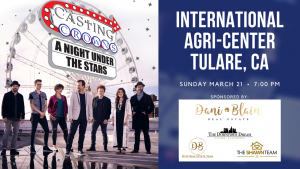 Casting Crowns LIVE in Concert! @ International Agri-Center | Tulare | California | United States