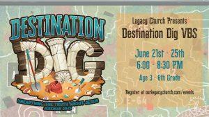 Legacy Church VBS 2021 @ Legacy Church   Visalia   California   United States