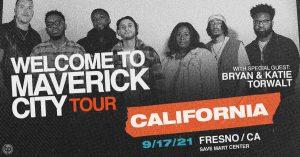 Welcome to Maverick City Music - LIVE @ Save Mart Center | Fresno | California | United States